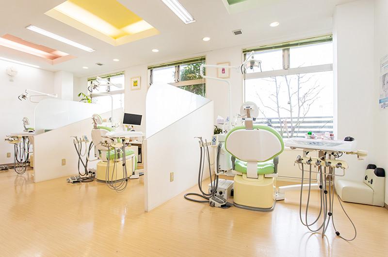 診察室(一般歯科)